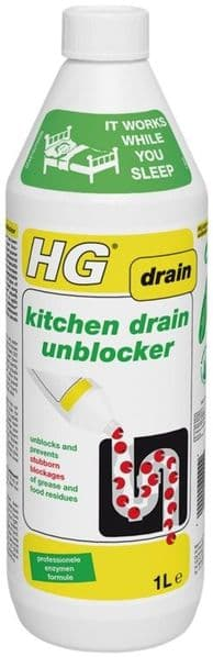 HG Kitchen Drain Unblocker - 1L